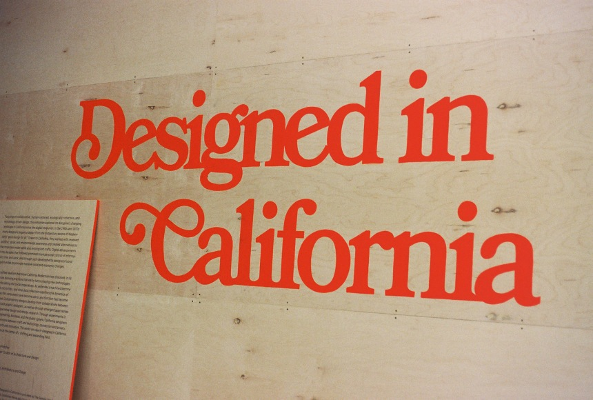 35mm film photo sf moms had an exhibit that showcased all of Californias innovations in design.